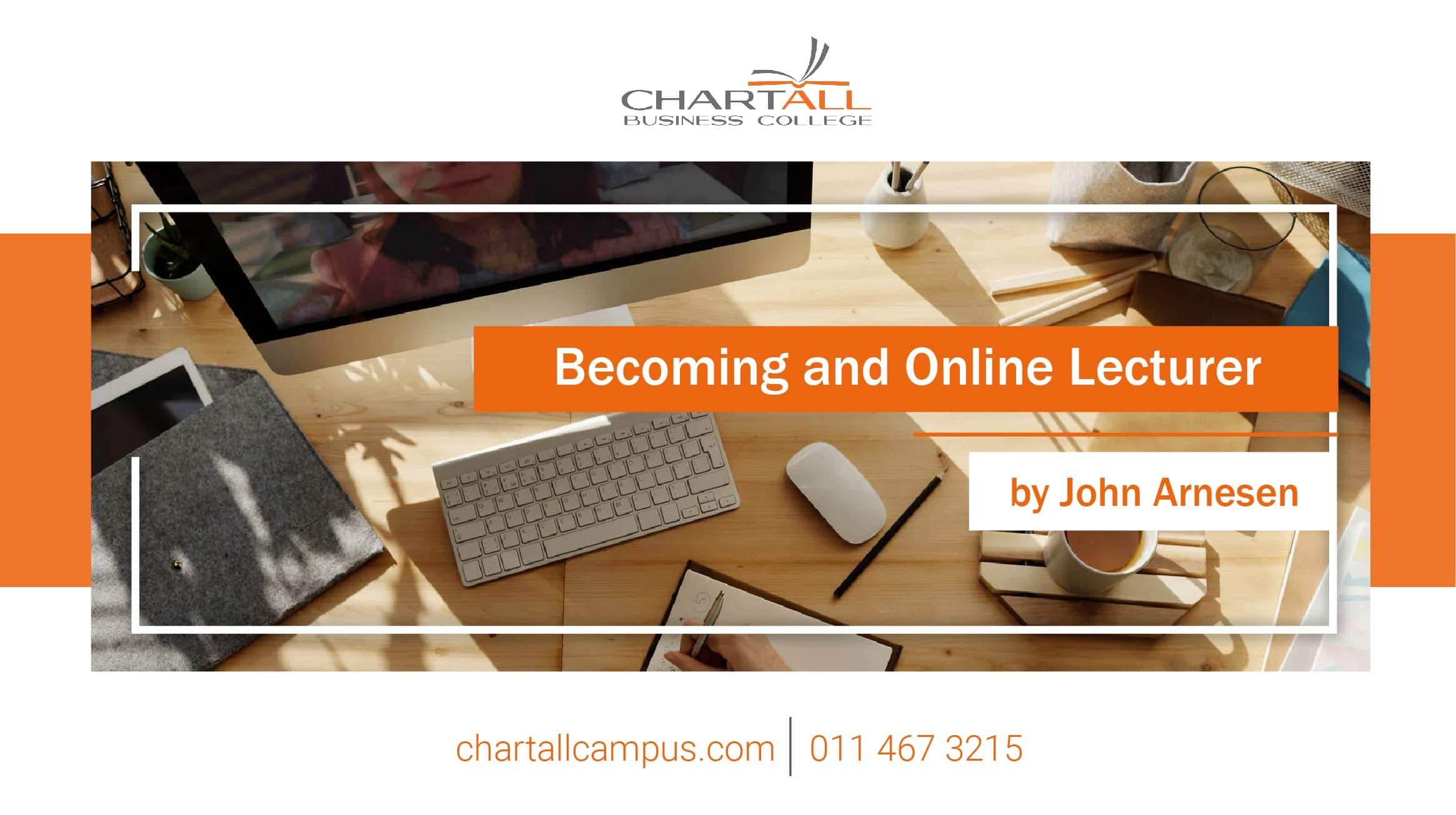 Becoming an Online Lecturer