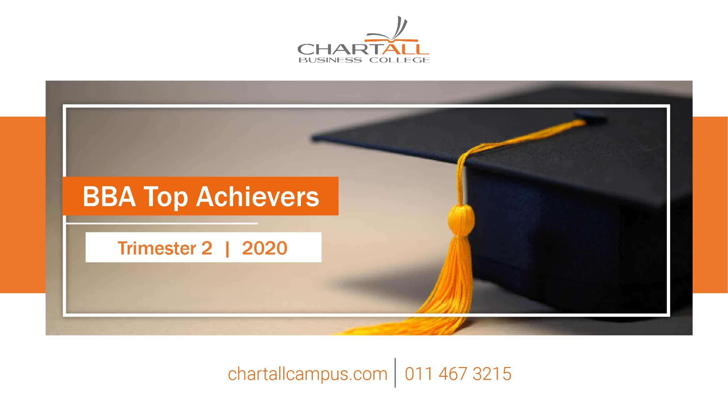 Top Achievers - Trimester 2 2020